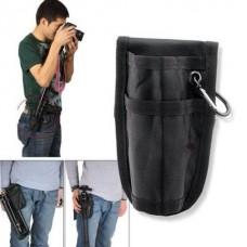 กระเป๋าใส่ขาตั้งกล้อง สามารถแขวนกับเข็มขัดได้ ราคา 280 บาท